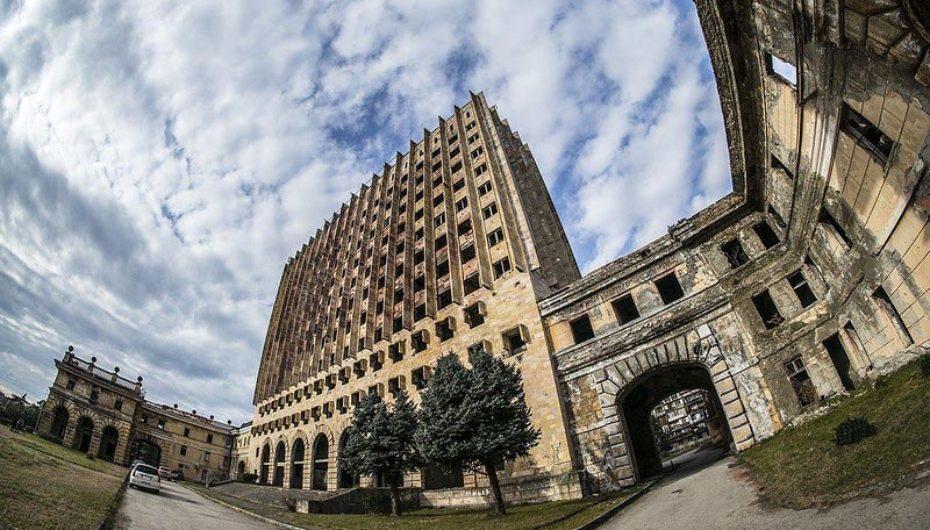Заброшенные объекты Абхазии | Часть II