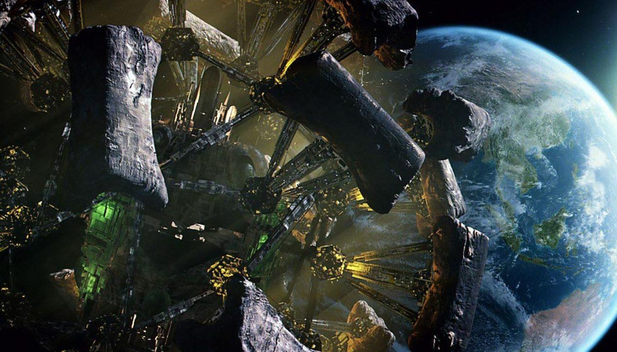 Кладбище космических кораблей