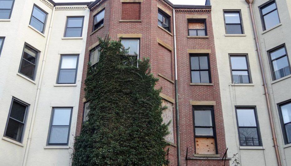Загадочный заброшенный дом в Бруклине