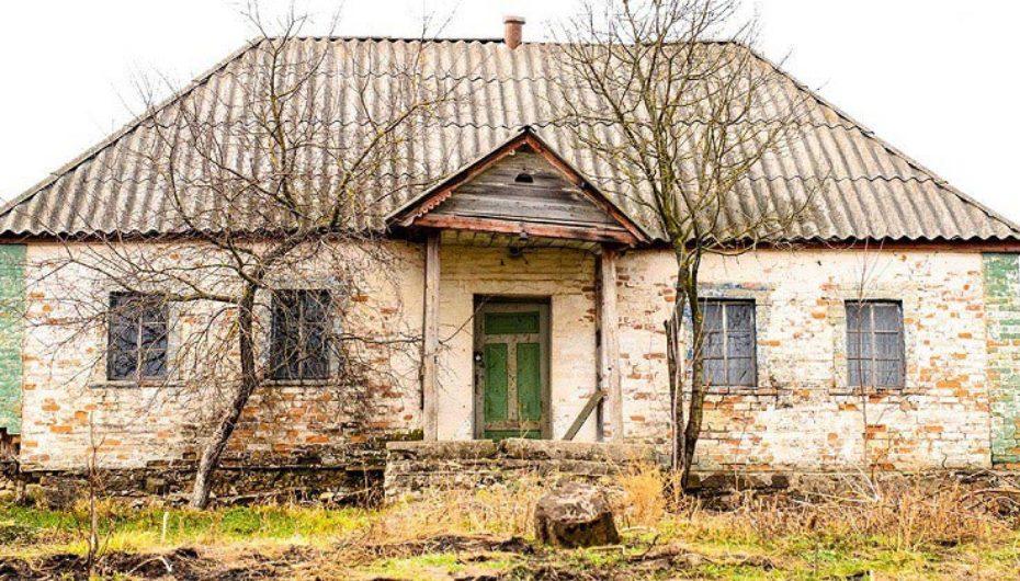 Таинственный заброшенный дом