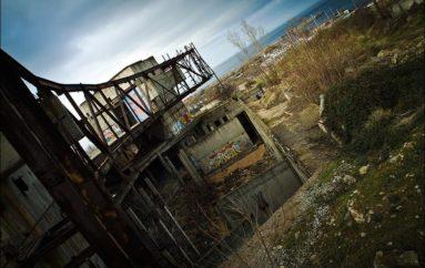 Как выглядел заброшенный музей обороны Севастополя в 2011 году