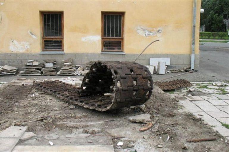 Челябинское танковое училище (ЧВТКУ)