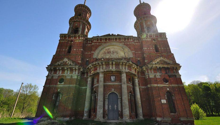 Баловнево | Заброшенная усадьба Муромцевых