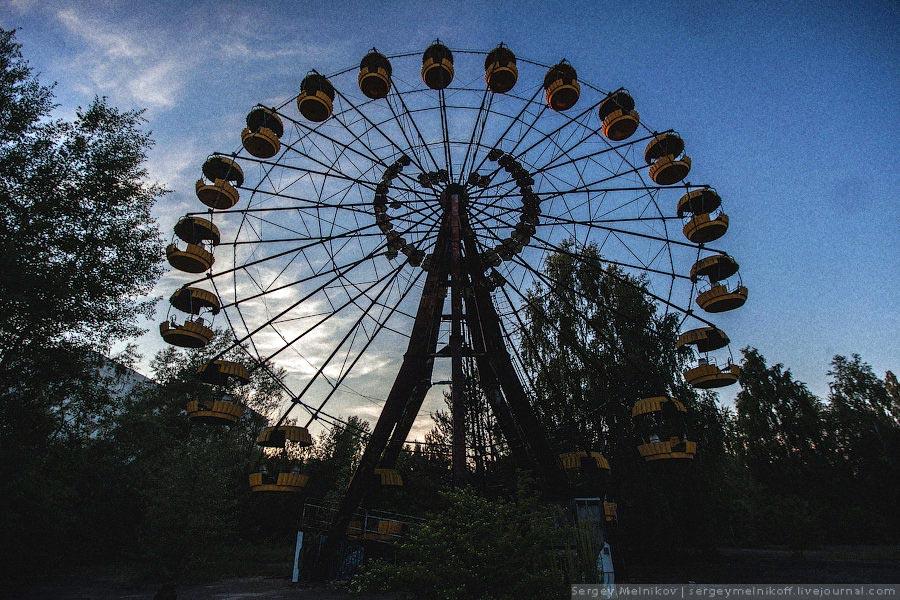 Вся правда о Чернобыле | Поход в зону отчуждения