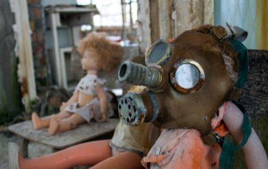 Чернобыльская зона отчуждения в 2013-м