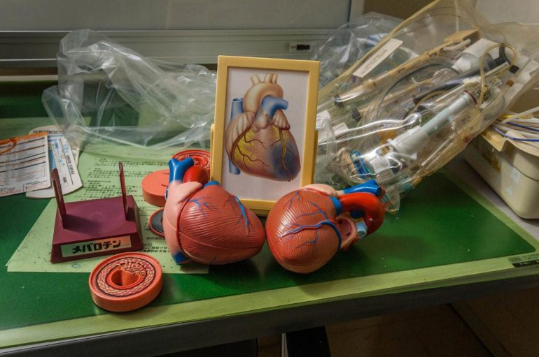 Заброшенная провинциальная больница в Японии | Фоторепортаж
