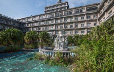Король заброшенных отелей | Япония