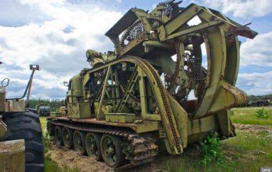 Пропавшие в песках | Кладбище техники инженерных войск