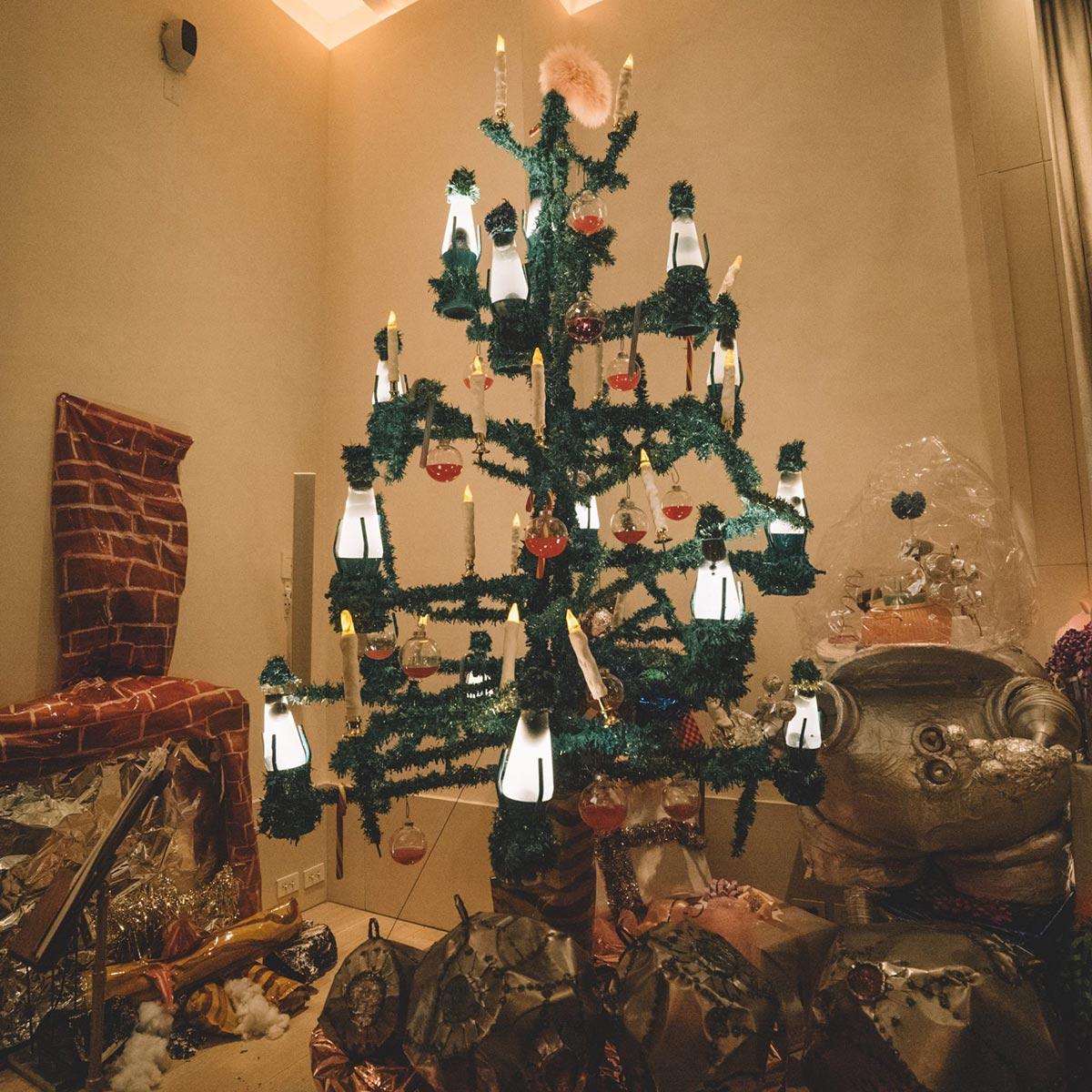 Новогодняя ёлка в Нью-Йорке отMisha Kahn
