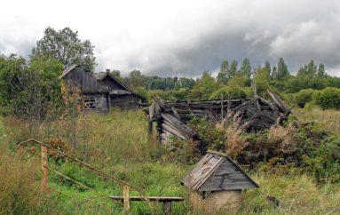 Заброшенные деревни Псковской области