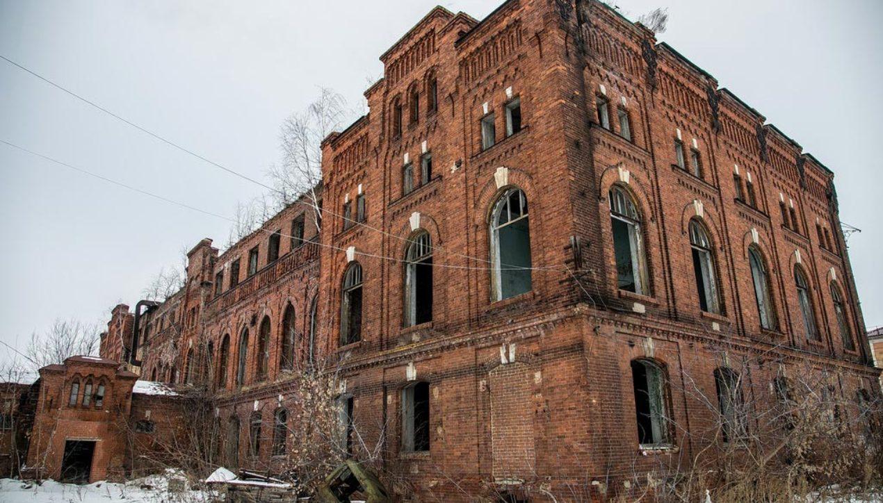 Гигантский заброшенный консервный завод | Фото