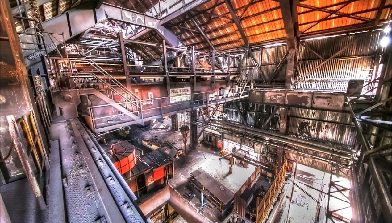 Льежский металлургический комбинат «ArcelorMittal»