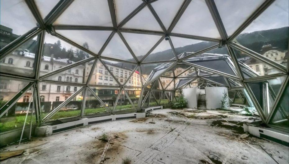Заброшенное здание конгресса | Kongresshaus