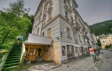 Отель-призрак Königsburg