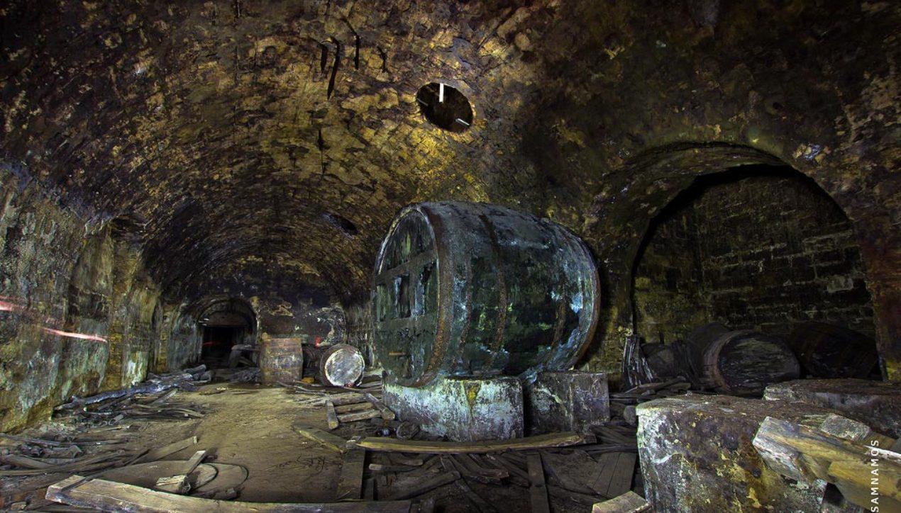 Подвалы Бахуса | Подземная Одесса