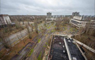 Мёртвый город и могильник | Нелегальный поход в ЧЗО