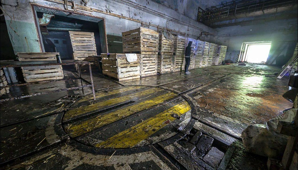 Ядерный гарнизон «Дальний» | ПРТБ 3363