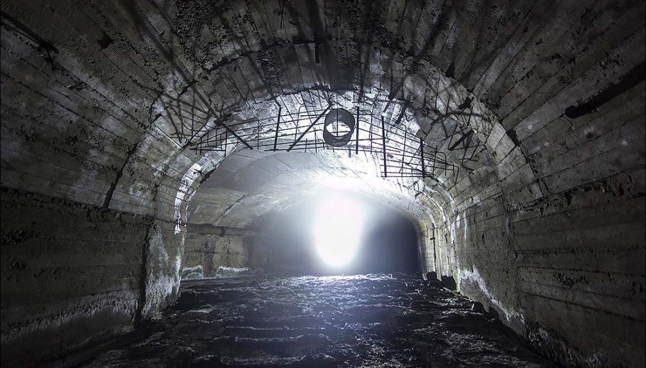 Ткварчельская шахта | Каменноугольный рудник им. Сталина, штольня №8