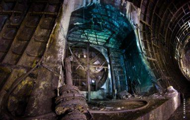 Заброшенные тоннели питерского метрополитена