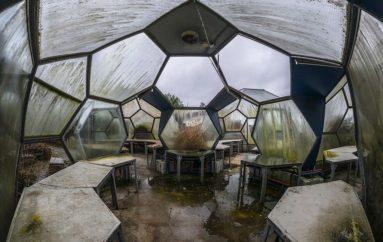 Миссия на Марс | Заброшенные теплицы в Германии