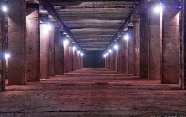 Волоколамская | Станция-призрак