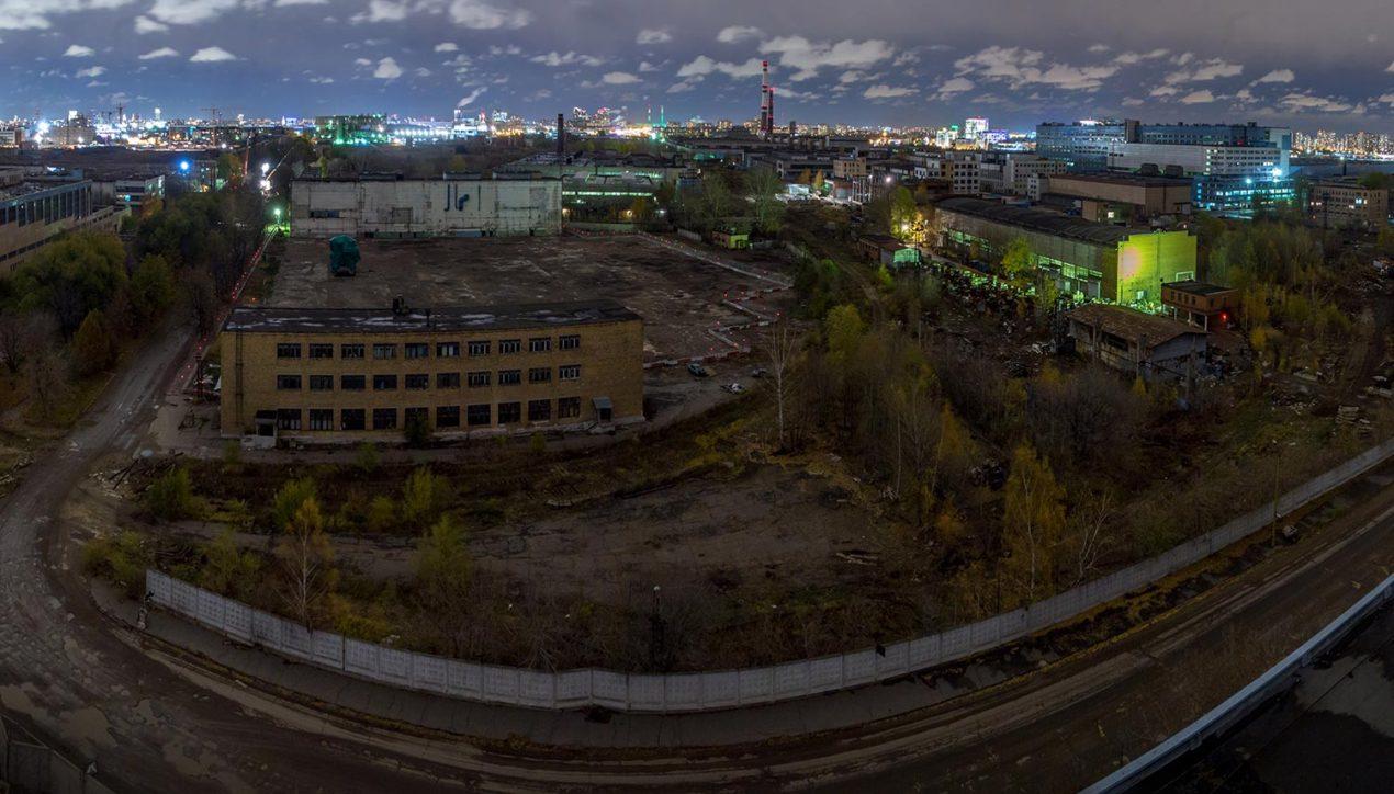 Каким был завод ЗИЛ | Лабораторный, инженерный корпус, бомбоубежище