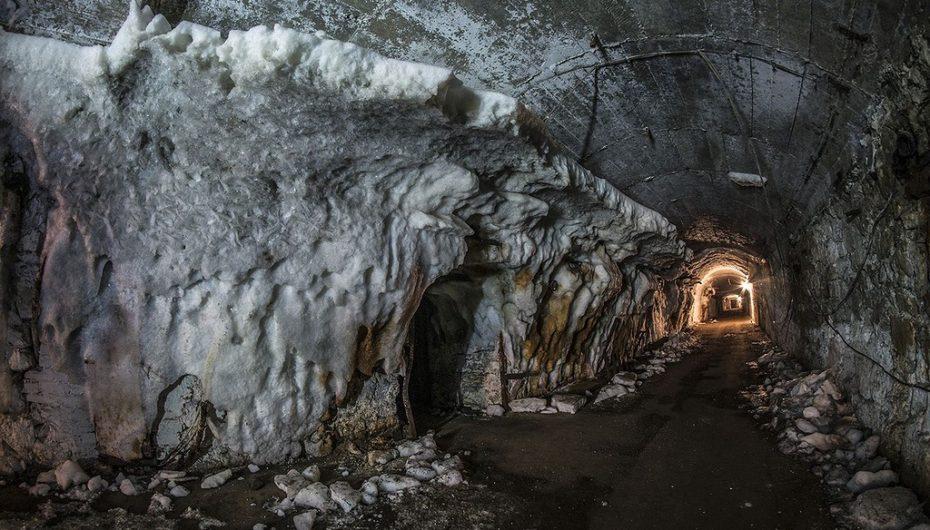 Самарский подземный холодильник | Красноглинский хладокомбинат