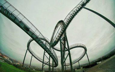 Сумасшедшая лестница