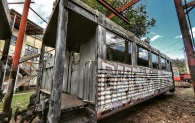 Узкоколейка неподалеку от Боржоми | Фото