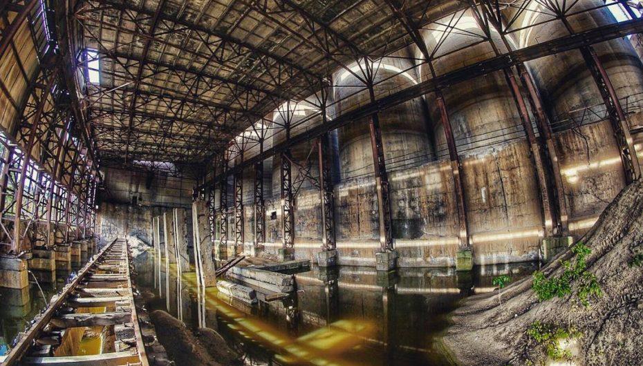 Заброшенный стекольный завод | Фото