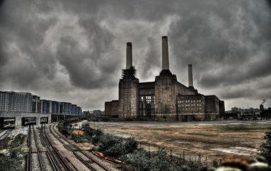 Battersea | Заброшенная электростанция в Лондоне