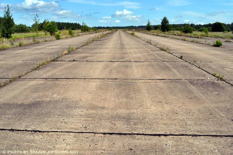 Величие и забвение военного аэродрома Даугавпилса в Лациках