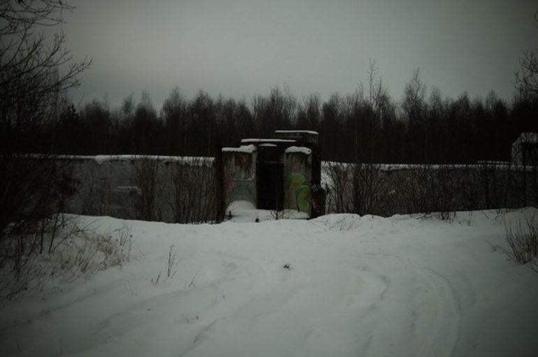 Бункер близ Вороново