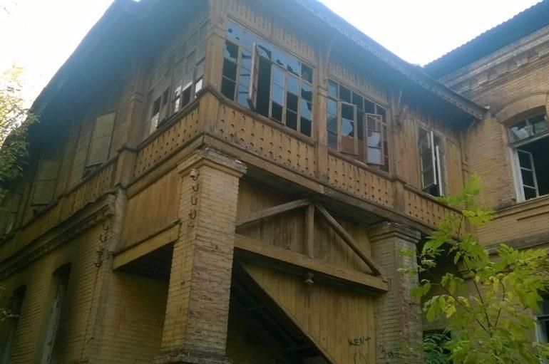 Места великой скорби | Харьковский Сайлент Хилл