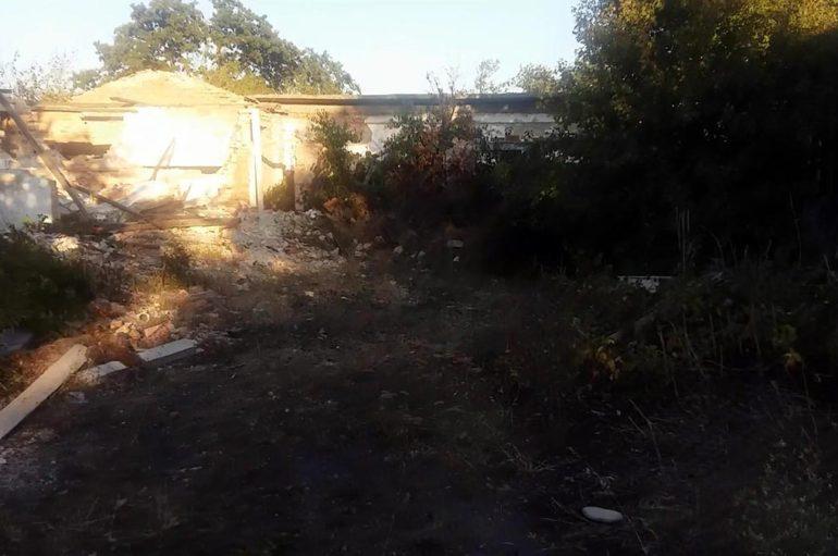 Заброшенное поселение в Болгарии