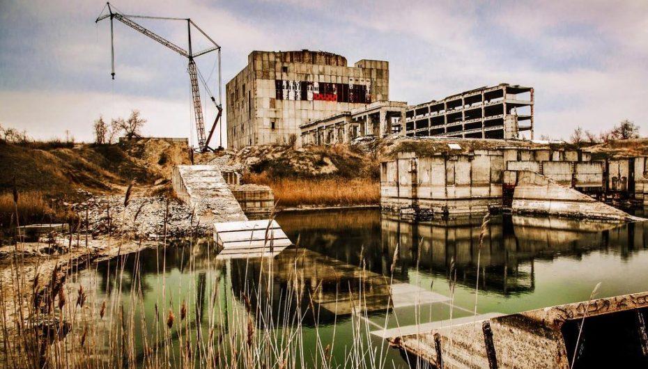 Крымская АЭС | Грандиозный советский недострой