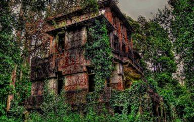 Жуткая красота заброшенных мест | Часть 2