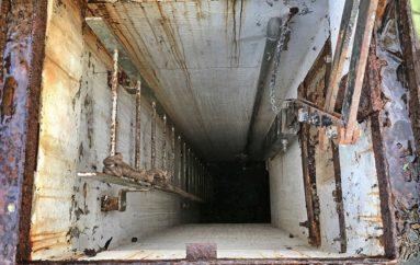 Заброшенный бункер на случай ядерной войны
