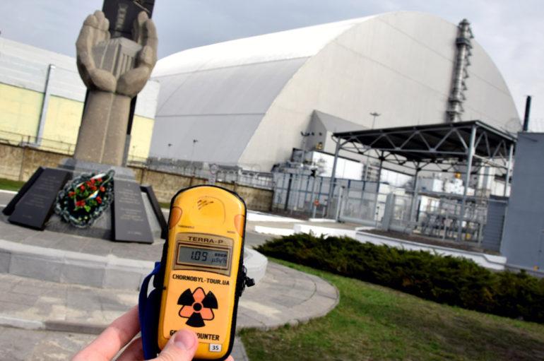 Захватывающий фоторепортаж из Чернобыльской зоны ☢