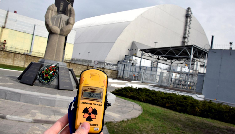 Захватывающий фоторепортаж из Чернобыльской зоны