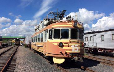 Старое железнодорожное депо