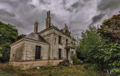 Мистическая атмосфера заброшенного дома