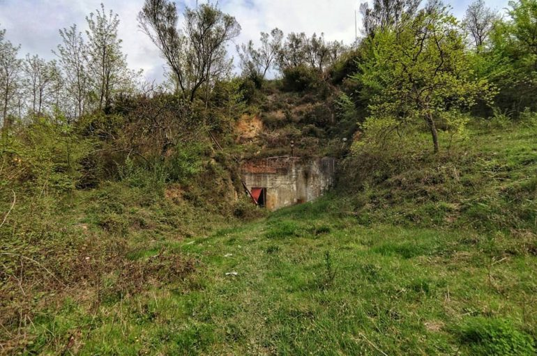 Подземное хранилище топлива
