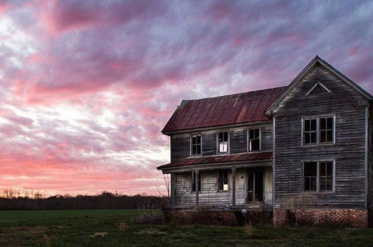 Заброшенные места США  Фото