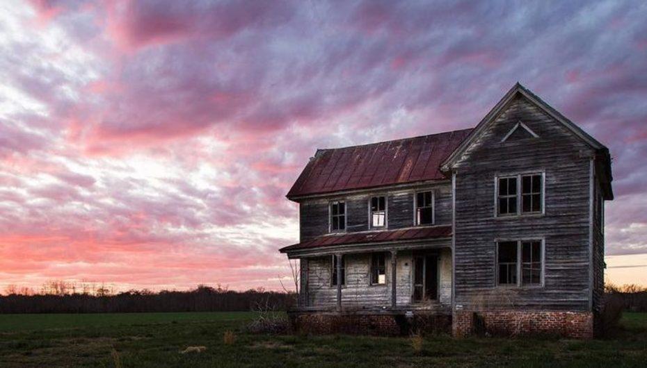 Заброшенные места США 🇺🇸 Фото
