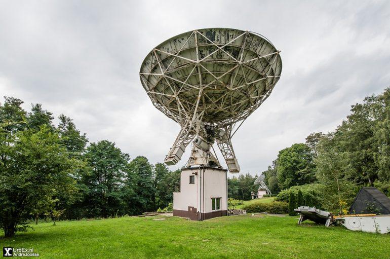 Заброшенная и возрождённая астрономическая обсерватория Кракова