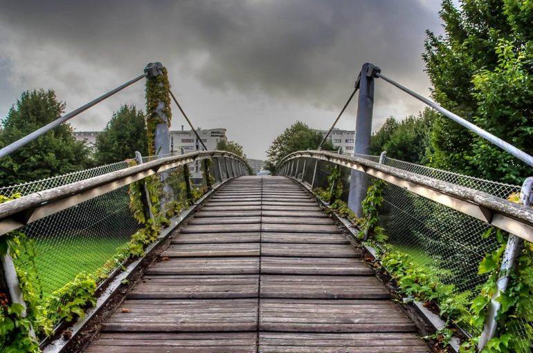 Что можно сделать из заброшенной железной дороги | Фотопрогулка