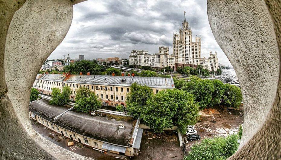 Бывшая Академия РВСН около Кремля | Фотопрогулка