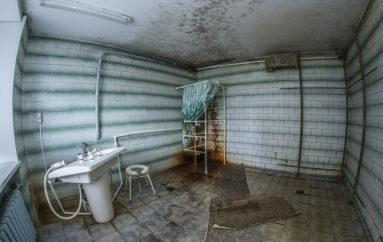 Заброшенный советский санаторий, который просуществовал до 2017 года
