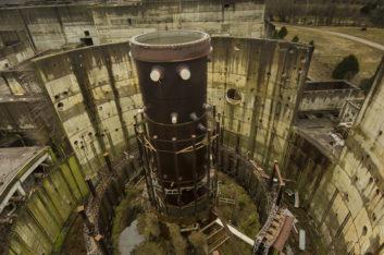 Недостроенная АЭС Хартсвилл | США